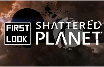 Shattered Planet, c'est dur la survie en terrain hostile