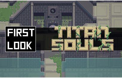 Titan Souls c'est vraiment pas pour tout le monde