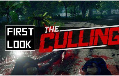 The Culling : A la découverte du Hunger Game façon jeu de survie