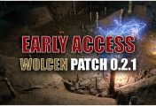 Wolcen continu son chemin en early-access : Patch 0.2.1