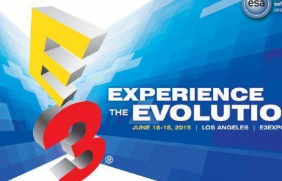 E3 2016 : Retour sur l'événement Number One de l'année