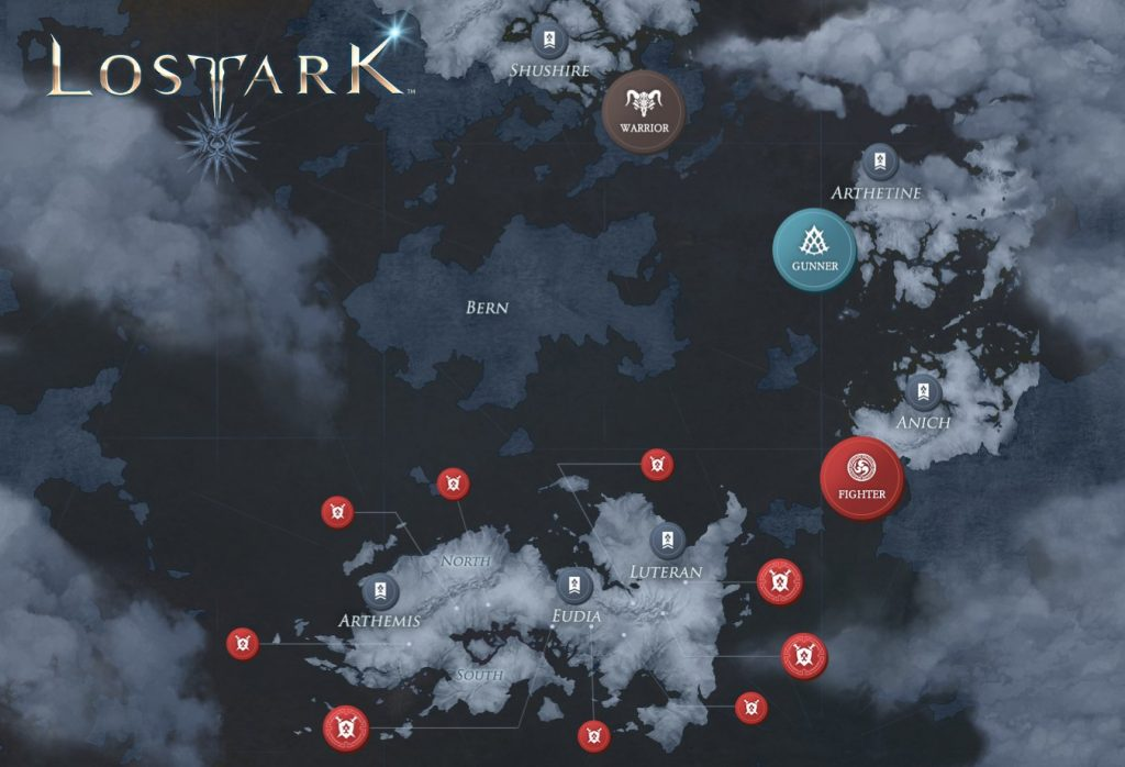 Lost-Ark-CBT-map