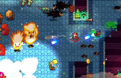 Aperçu du twin-stick shooter Monster and Monocles