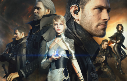 Kingsglaive Final Fantasy XV: La claque de cet été