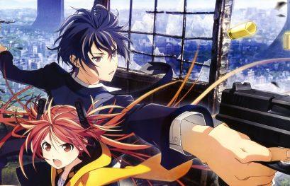 Black Bullet : Mon  avis sur le manga