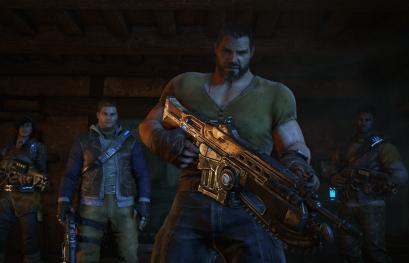 Gears of War 4 : Marcus a pris du bide mais il est toujours au top