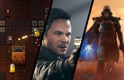 Mon top 3 jeux vidéos de l'année 2016 auxquels je n'ai pas joué