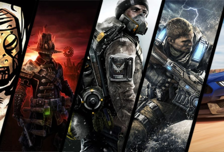 Mon top 5 jeux vidéos de l'année 2016