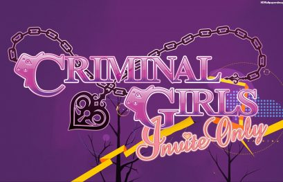 Criminal Girls : Finalement, y'a pas tant de boobs que ça