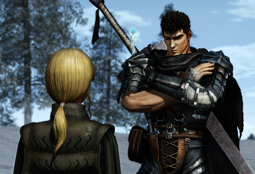 Un trailer pour Berserk and the Band of the Hawk avant sa sortie