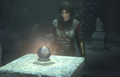 Rise of the Tomb Raider : Je ne m'attendais pas à ça