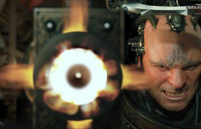 Warhammer 40k Inquisitor Martyr s'ouvre aux joueurs mais pas trop