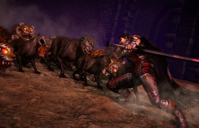 Berserk and the band of the Hawk : Le test en mode Muso style