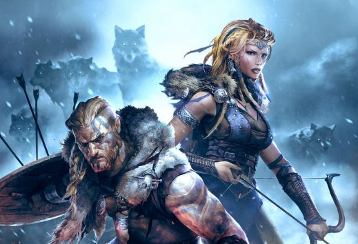 Vikings Wolves of Midgard est sortie et ça sent bon