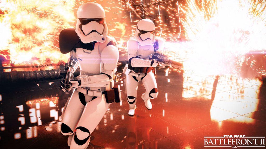 Star Wars Battlefront 2 Annonce Trailer