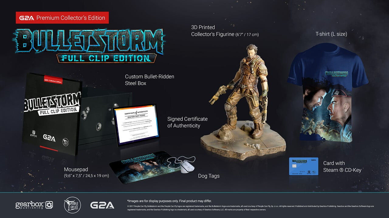 bulletstorm g2a gearbox totalbiscuit