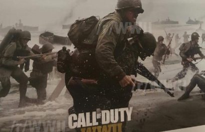 [Replay] Reveal Call of Duty World War 2