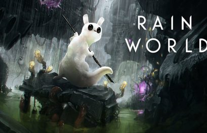 Rain World : Ma découverte de l'aventure du chat-limace