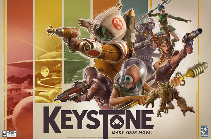 Keystone art digital extremes cover
