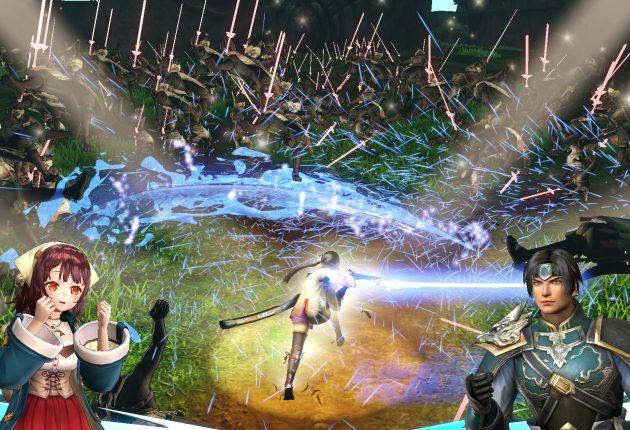 Warriors All Stars date de sortie 0007 630x430 - Warriors All Stars : Le MUSO WTF de Koei Tecmo en vidéo