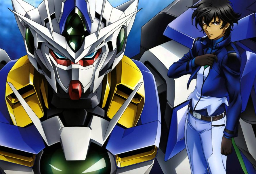 Grosse dose de série Gundam chez Crunchyroll