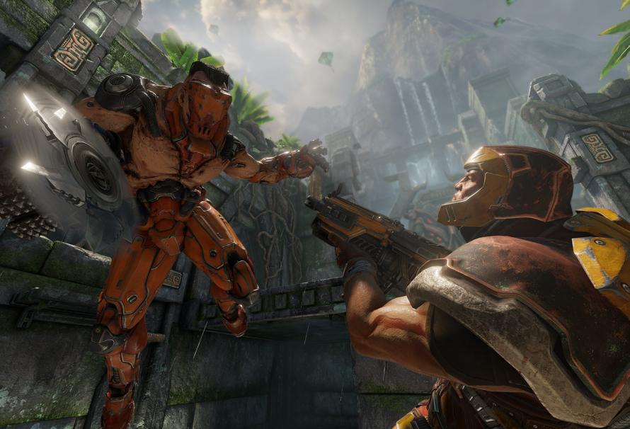 Quake Champions : Une grosse update pour la fin de l'année