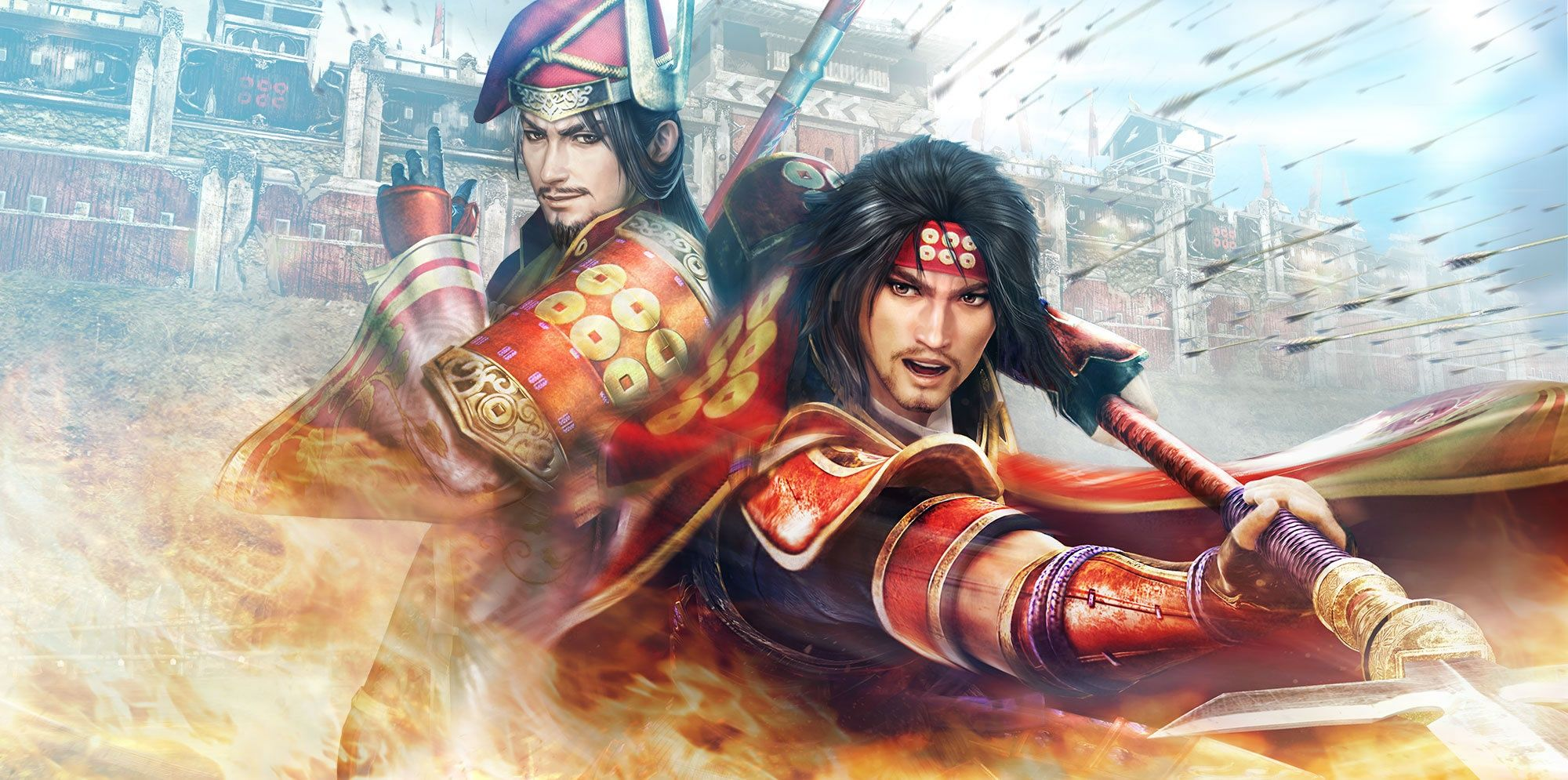 Samurai Warriors Spirit of Sanada cover