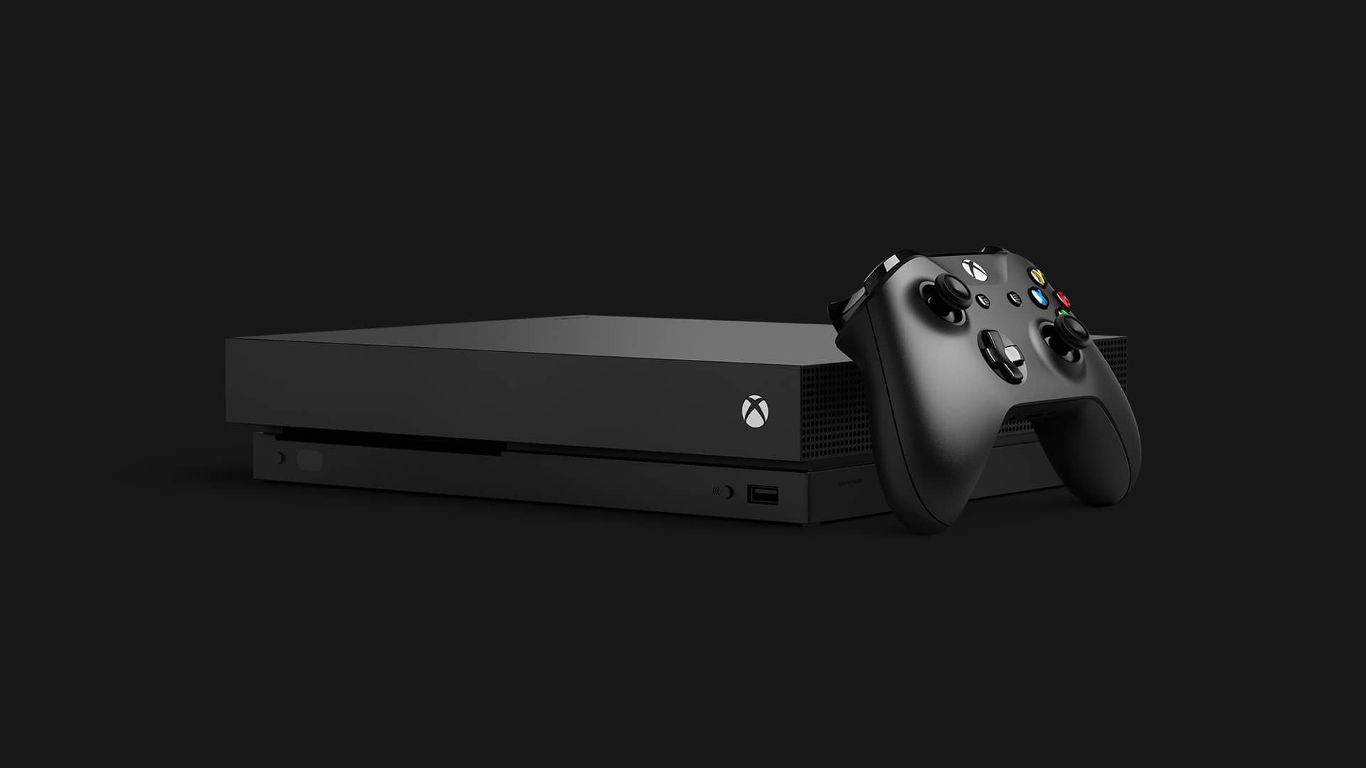 microsoft xbox one x e3 2017 cover