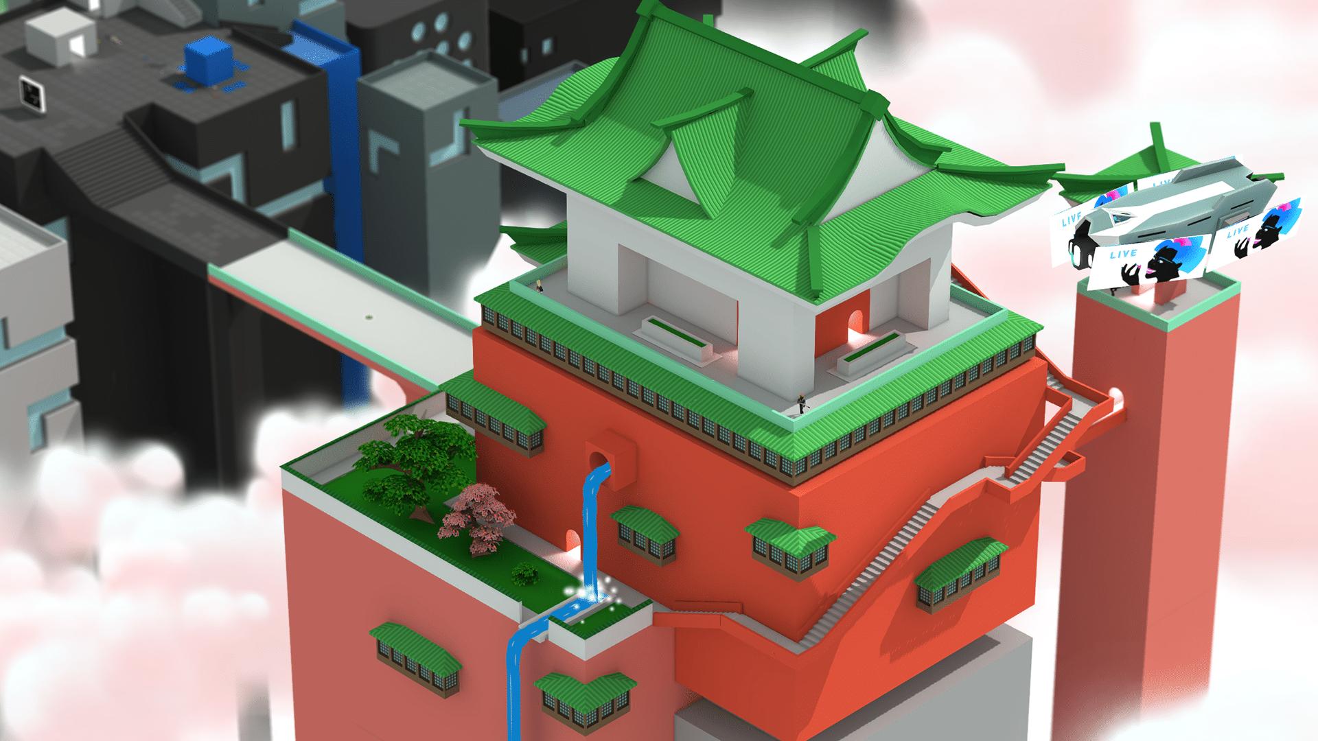 """tokyo 42 02 - Tokyo 42 : Le jeu d'infiltration minimaliste d'une """"coolitude"""" infinie"""