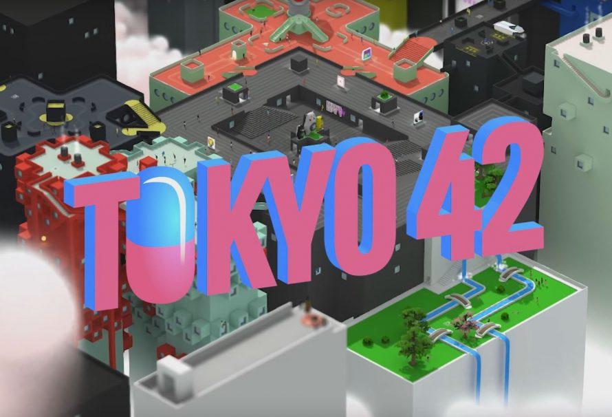 """Tokyo 42 : Le jeu d'infiltration minimaliste d'une """"coolitude"""" infinie"""