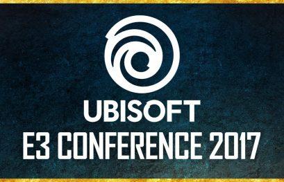 E3 2017 : Mon retour sur la conférence d'Ubisoft