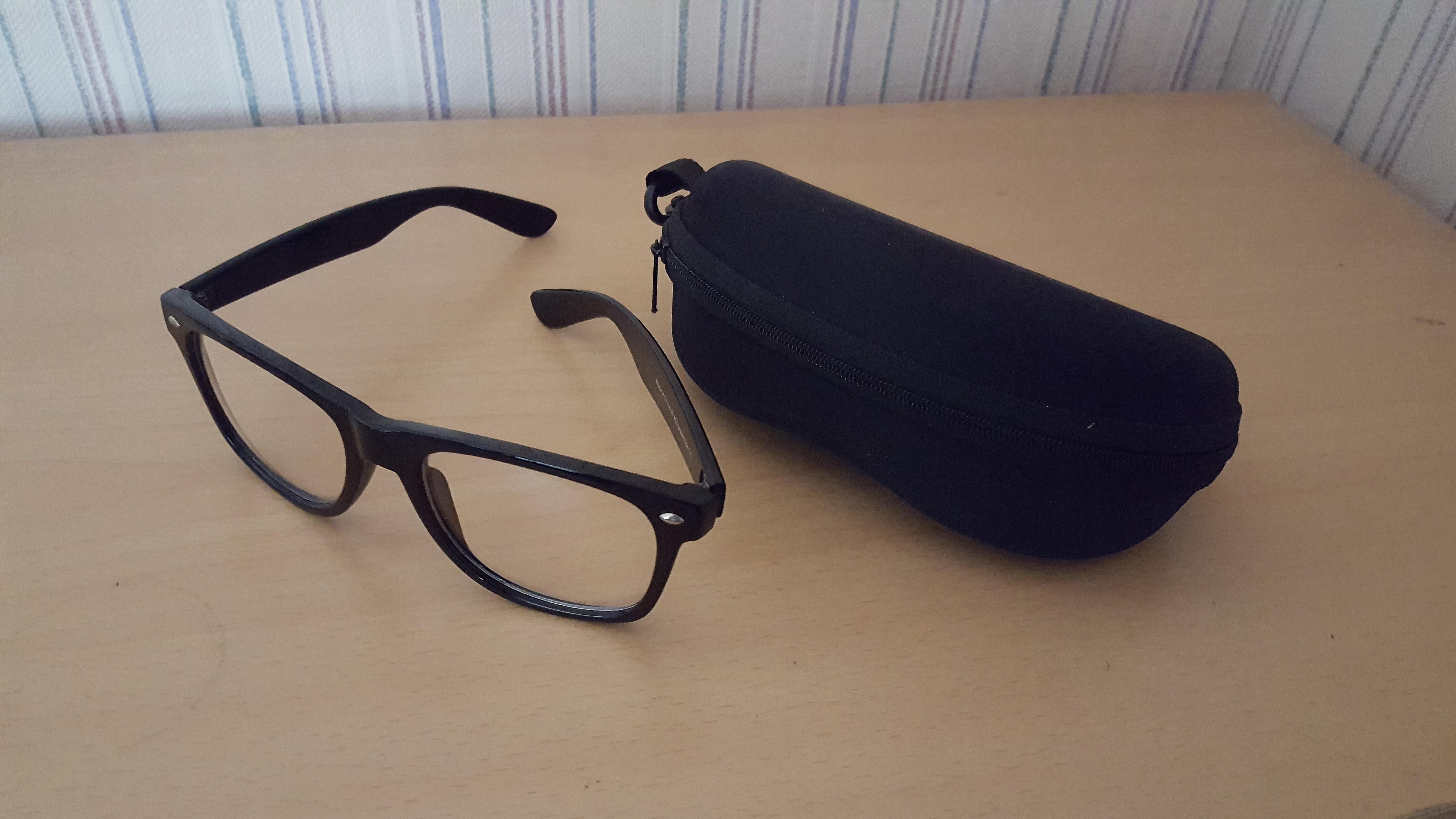Lusse lunette anti-lumière bleue - 0001