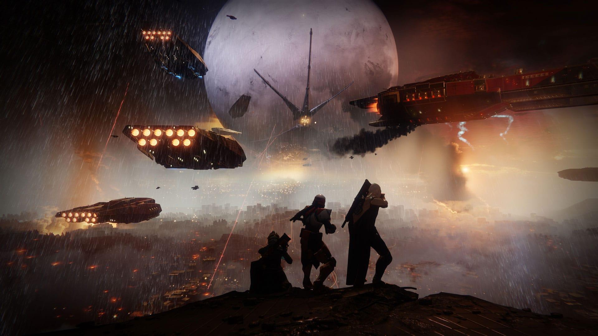 destiny 2 cover sorties jeux vidéos