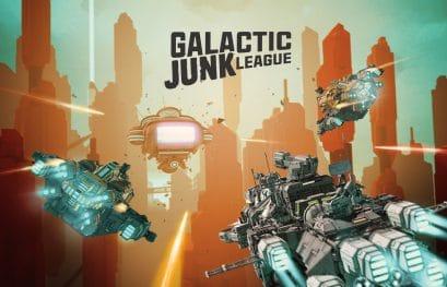 Concours – Galactic Junk League: Remportez l'un des 15 packs du débutant