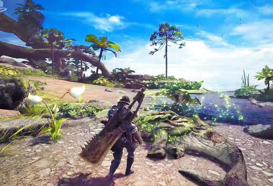 Monster Hunter World: La version PC arrive en août