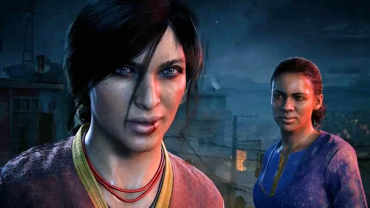uncharted lost legacy sorties jeux vidéo
