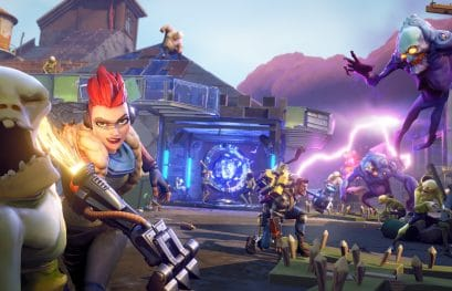 Fortnite : Mes impressions sur l'early-access PC et PS4