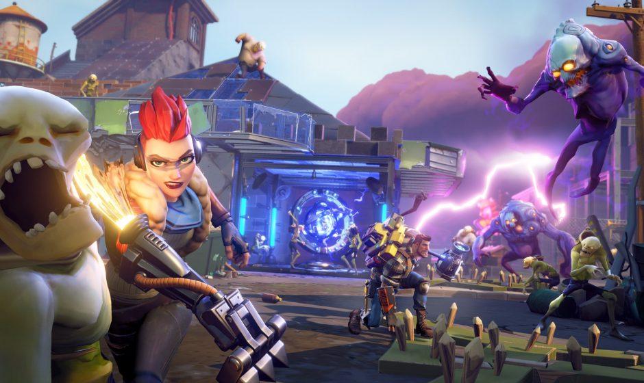 Fortnite : Mes impressions sur l'early-access PC et PS4