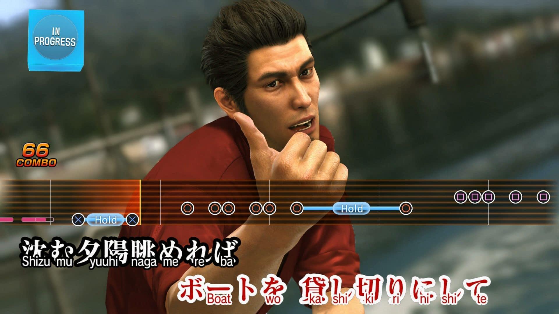 Yakuza 6 The Song of Life Screenshot - 0003