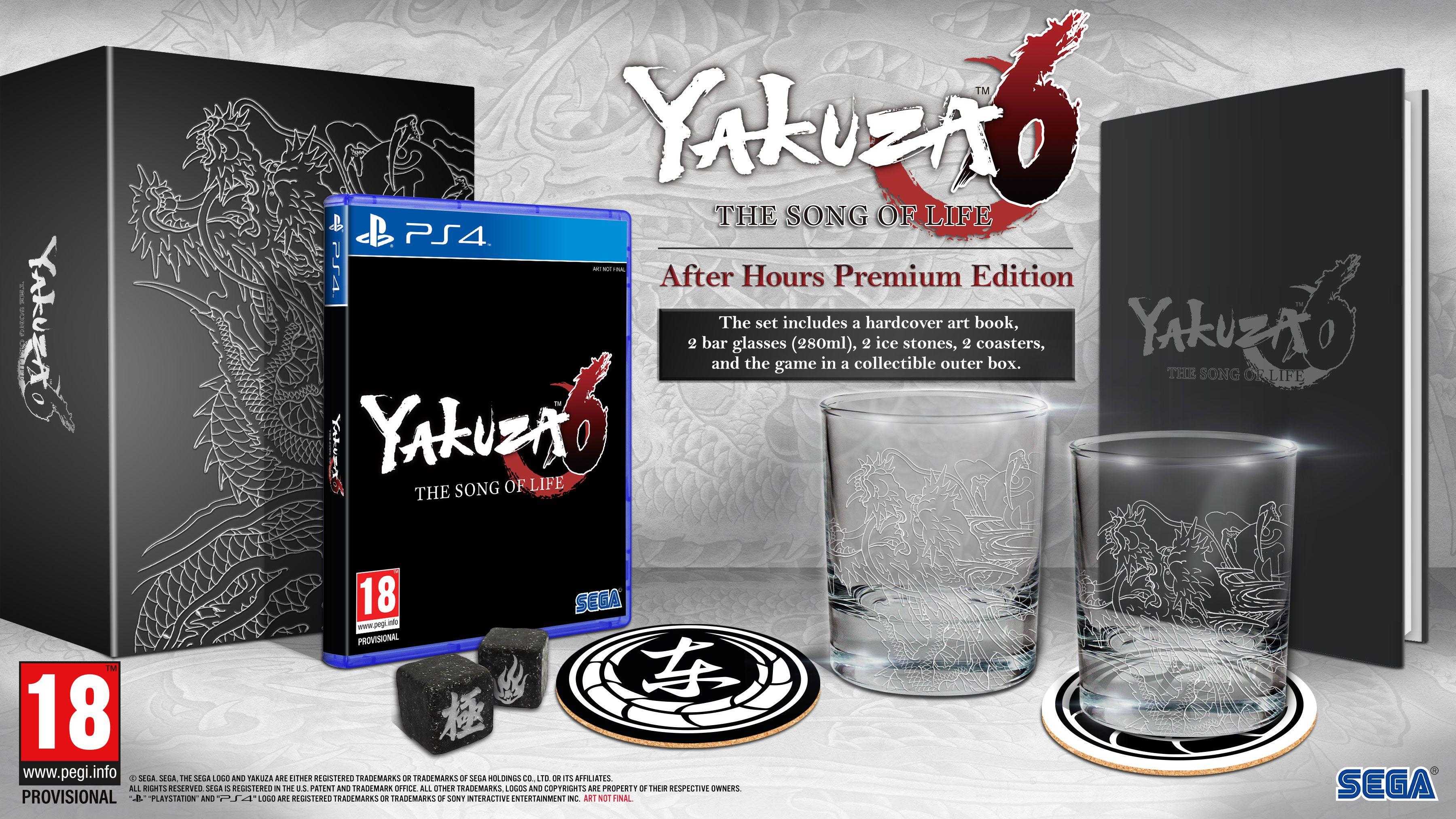 Yakuza 6 The Song of Life Screenshot - 0006