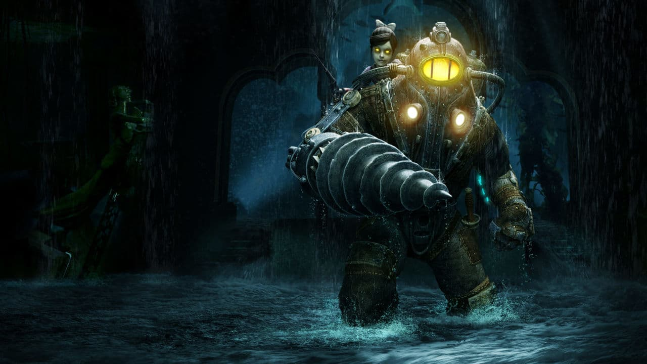 bioshock the collection cover