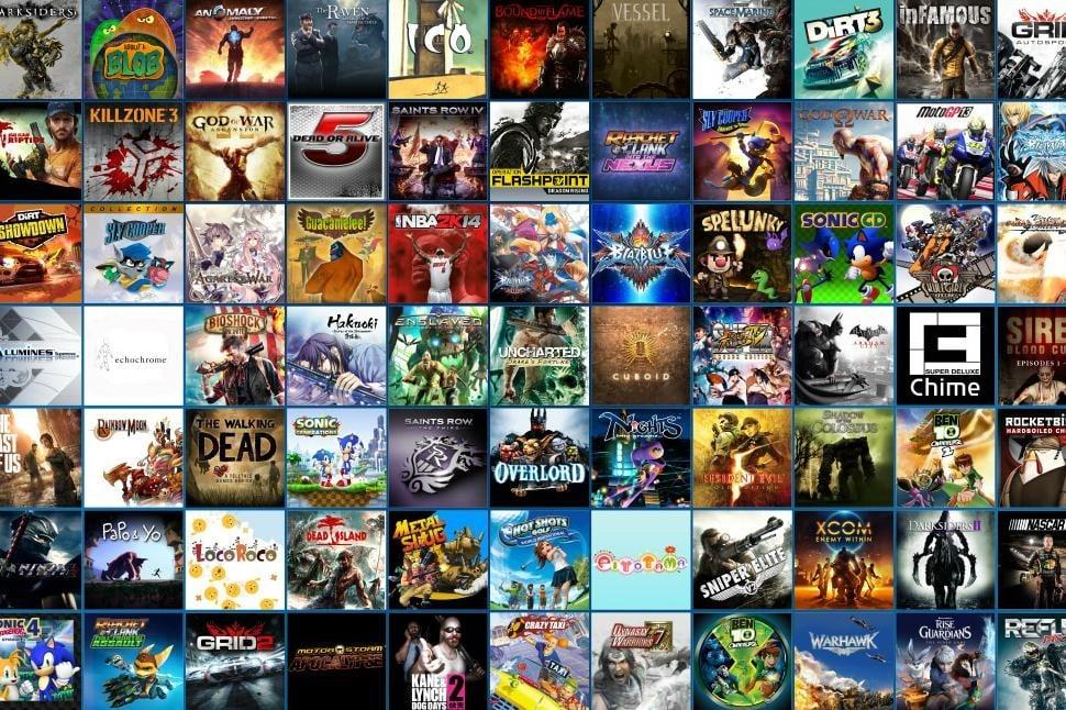 """Gamekyo : Blog : PS5 : Vers une rétrocompatibilité """"améliorée"""" des jeux PS1  à PS4 ?"""