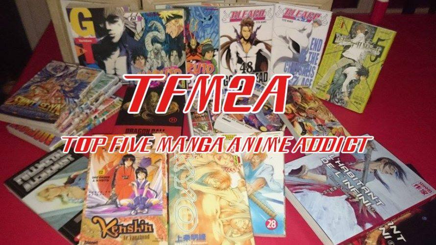 TFM2A #25 : Mon Top 5 des personnages qui maîtrisentle mieux la foudre