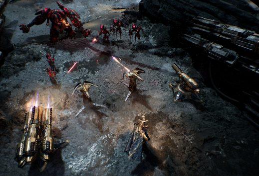 Golem Gates où le jeu multijoueur qui mixe MOBA, RTS et Card Battle
