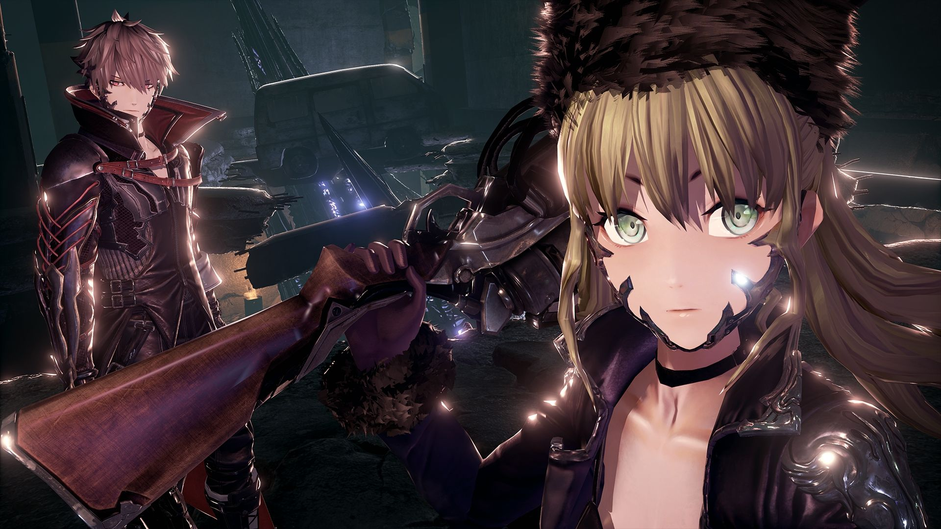 code vein trailer ign cover