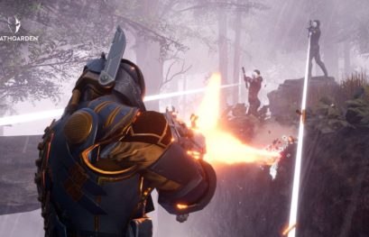 Deathgarden : L'alpha arrive avec du gameplay