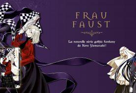 Frau Faust arrive prochainement chez Pika Edition