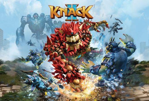 Knack 2 arrive demain sur PS4... C'est la vérité, je le jure.