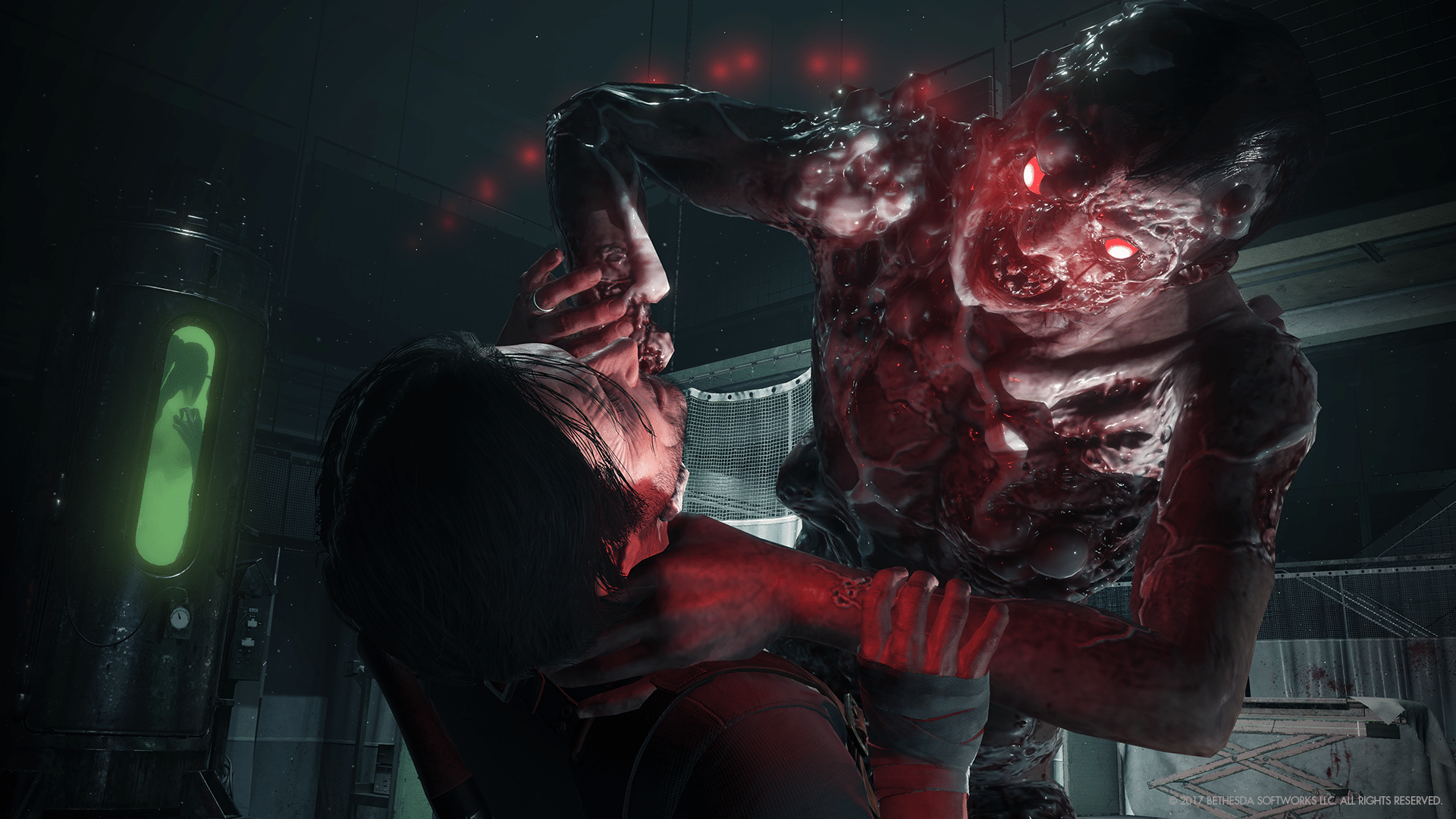the evil within 2 trailer cover