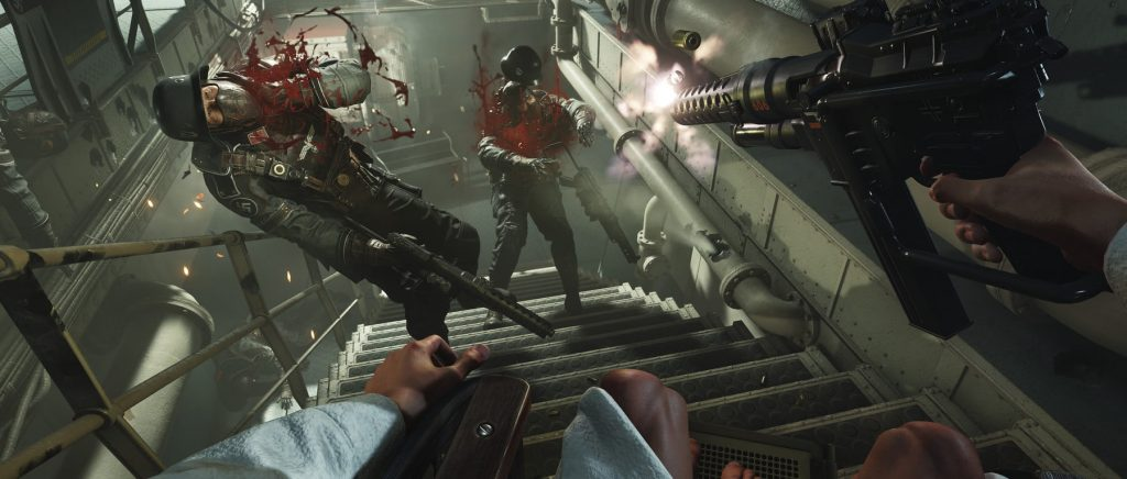 wolfenstein the new colossus 01 sorties jeux vidéo